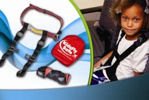 Kids fly safe harness