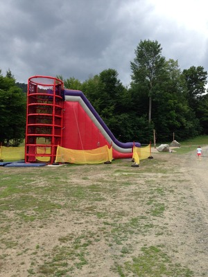 spider climb and slide