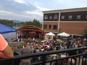 Concert Downtown Lake Placid