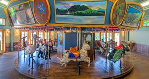 adirondak carousel